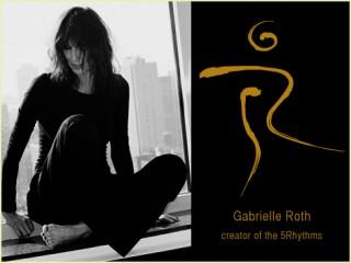 Gagrielle Roth créatrice de 5Rythmes